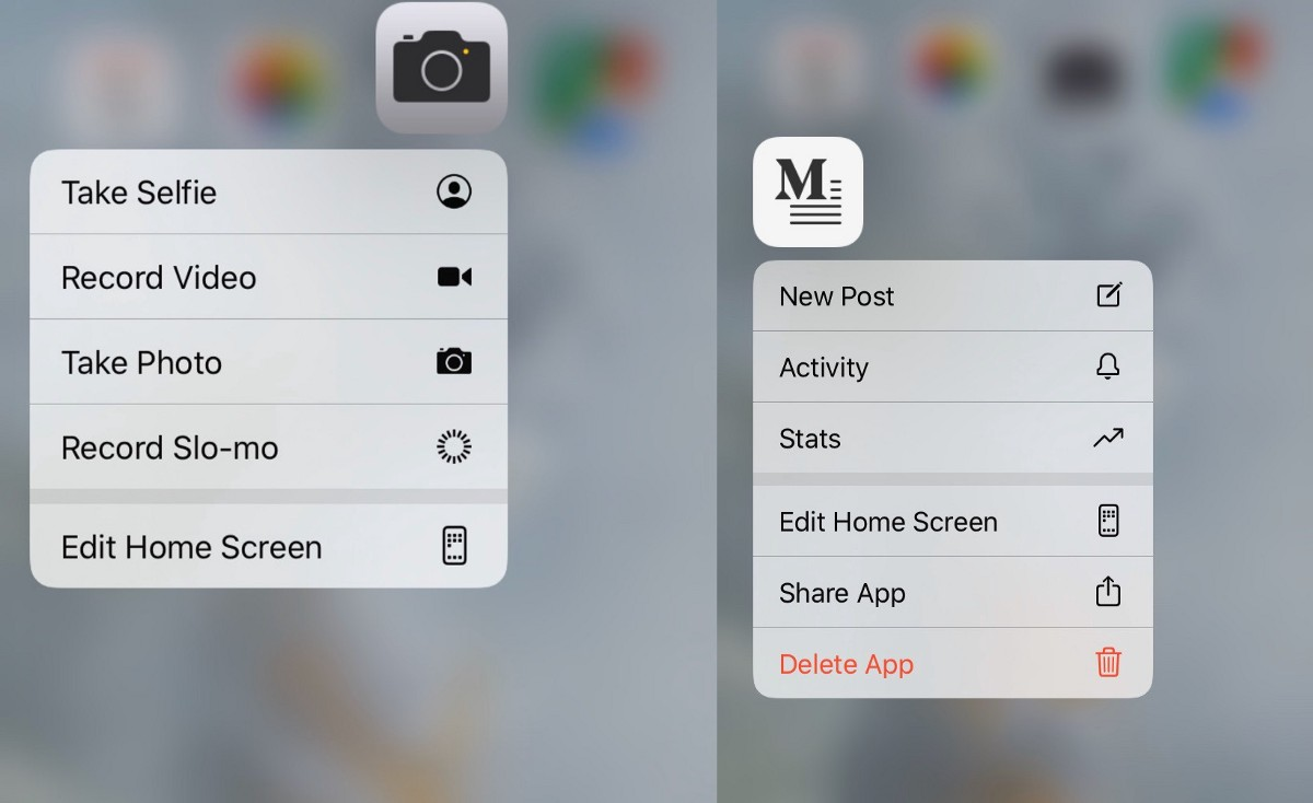 Create Dynamic Custom Home Screen Quick Actions for Your iOS Apps Using SwiftUI
