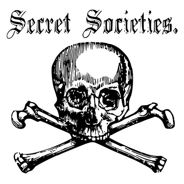 Are you one of us? — The thrill of secret societies
