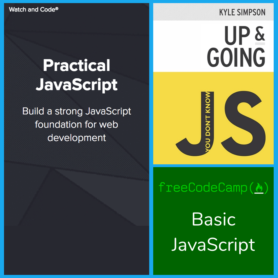 My Top 3 Favorite FREE JavaScript Courses for Beginners
