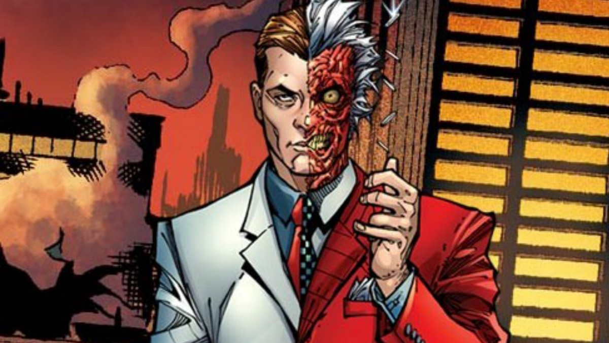Comic Book Lessons in Analytics — Two-Face – Creative Analytics
