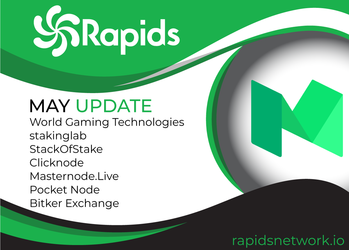 May Update - Rapids Official - Medium