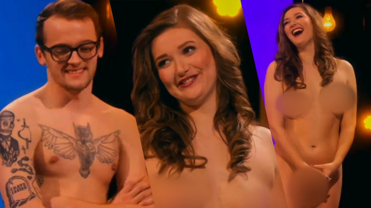 Naked Attraction (2019) Season 5 Episode 1 — Official Channel 4