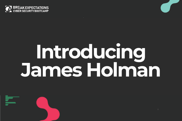 Cyber Security Bootcamp: Meet James Holman - Coder Academy - Medium