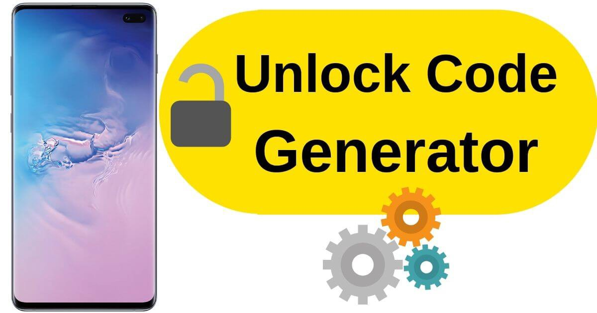 Unlock Samsung S10, S10 Plus, S10E — All Networks Supported