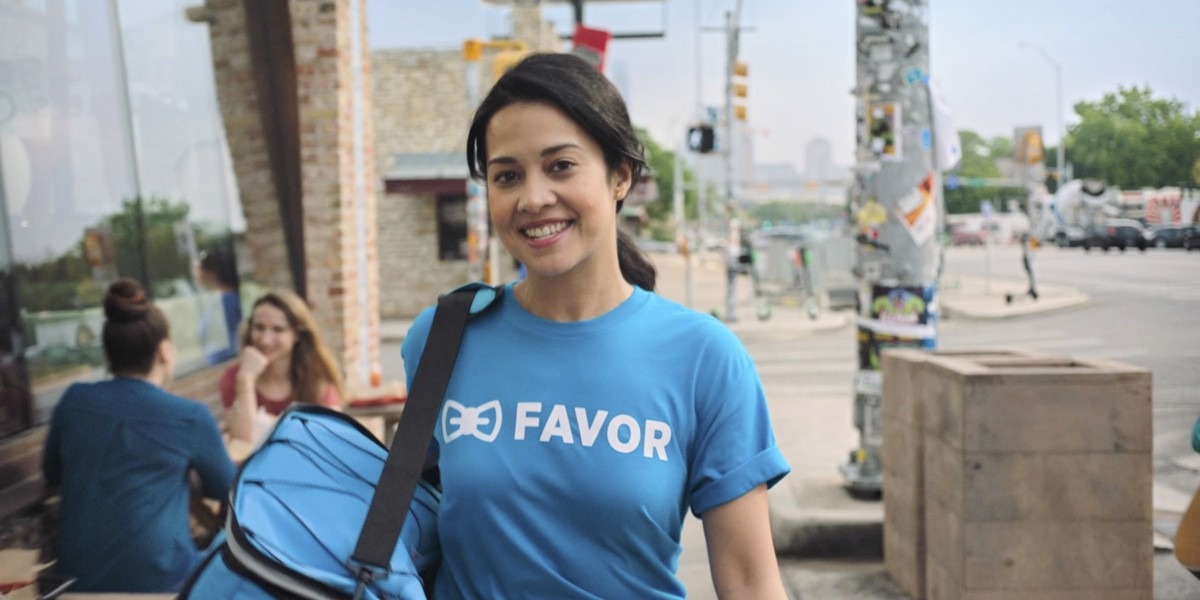 Favor debuts first statewide campaign