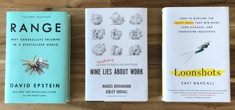 The 3 Best Business Books of 2019 (According to Every Other Best-of-2019 List)