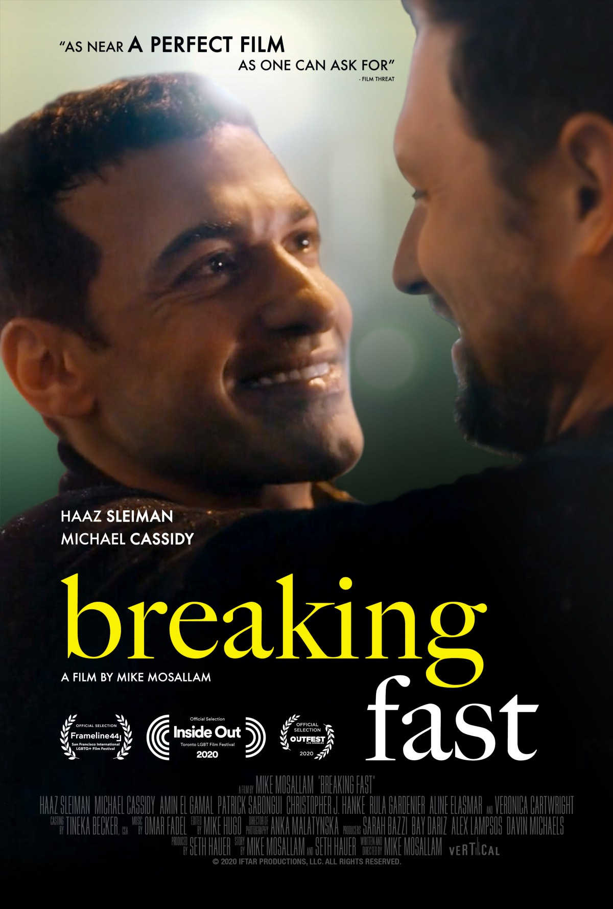Breaking Fast (2020) WATCH F.U.L.L — MOVIE [720p]