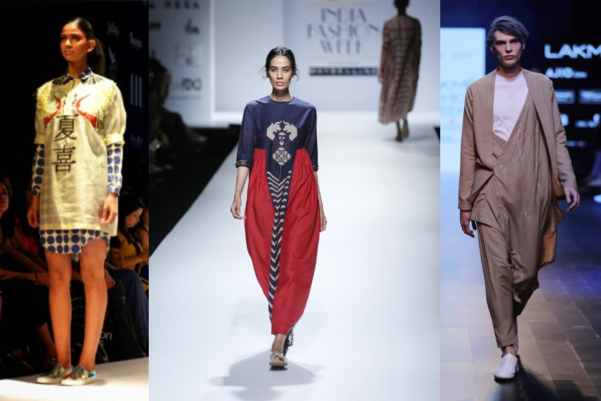 Indian Designers Who Made A Mark On The London Fashion Week By Fashgroupe Medium