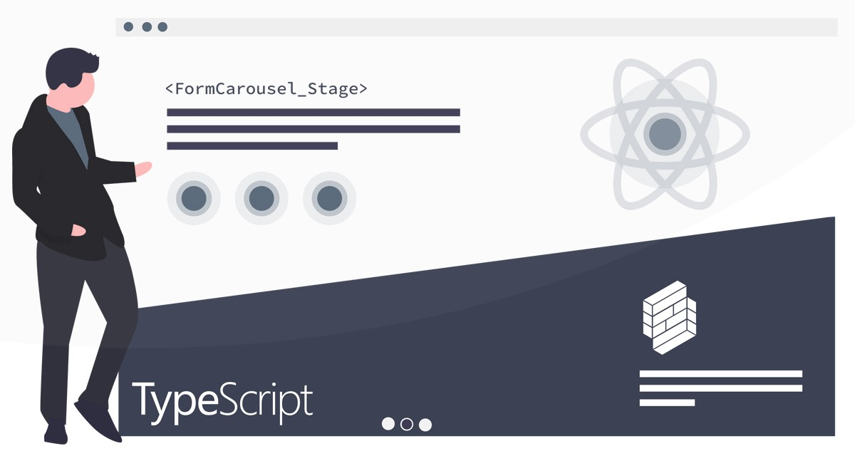 Advanced TypeScript by Example: React Form Carousel
