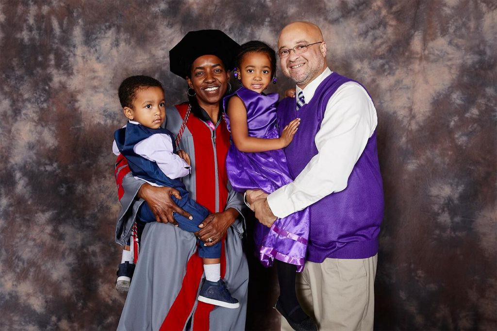 SBVC Alumna Becomes 1st African-American Female To Earn Phd In Chemistry From UNLVR