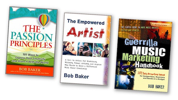 Bob Baker books on Amazon