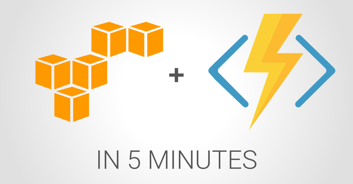 Serverless: Creating a Webhook Consumer in 5 minutes