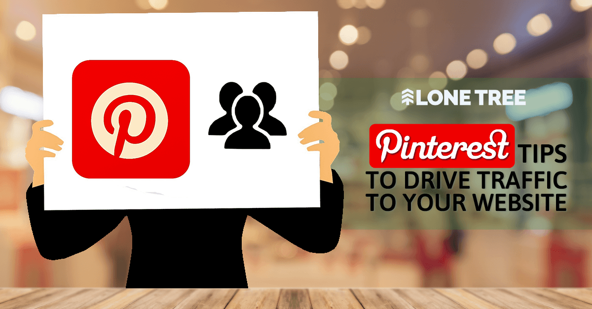 Image result for Pinterest to drive traffic
