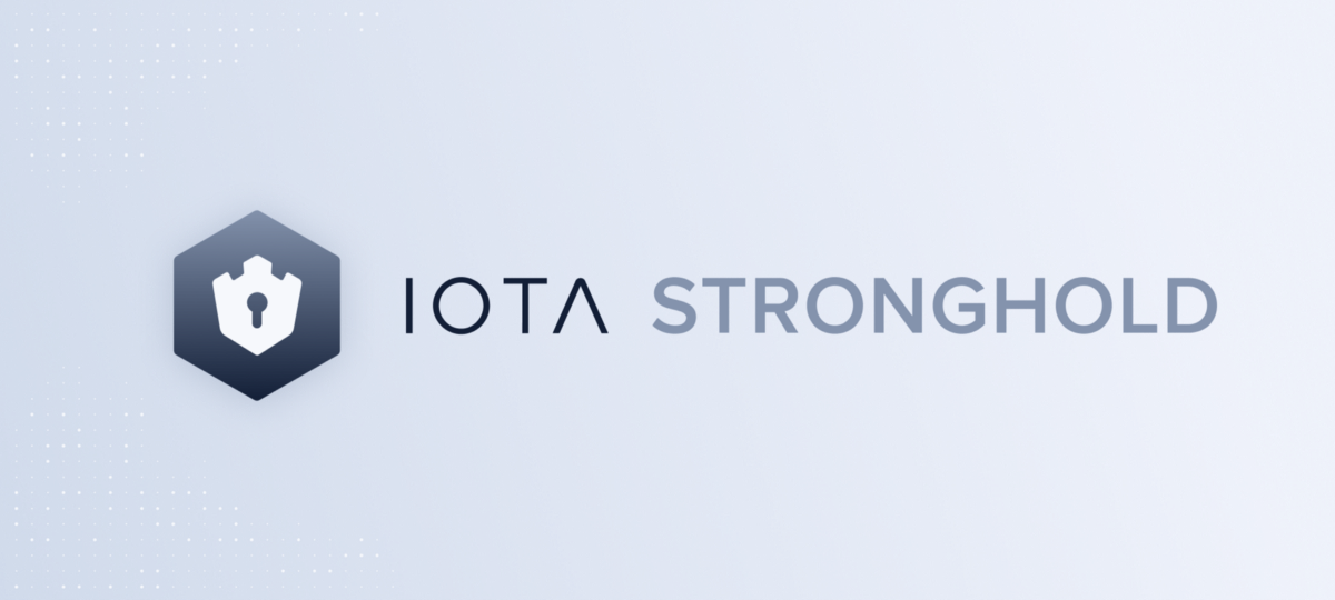 Introducing IOTA Stronghold. Stronghold is a collection of…
