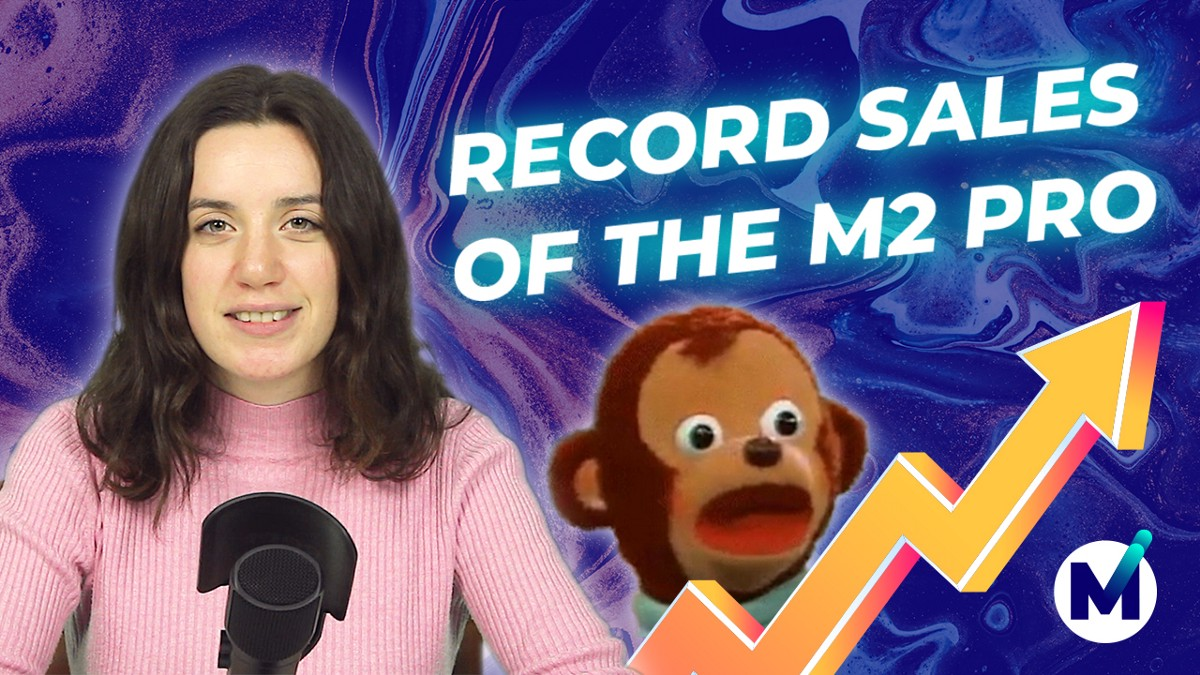 The M2 Pro hit sales record and new countries from around the world are getting involved!