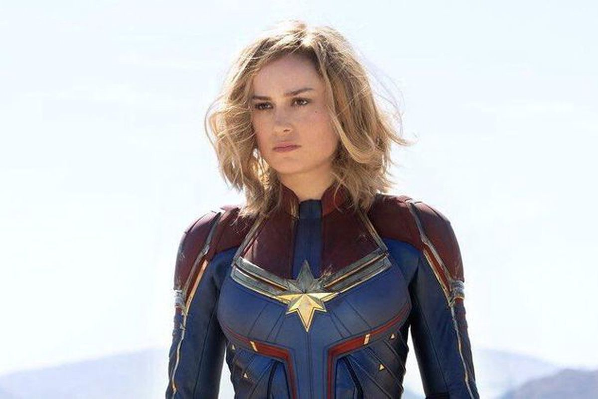 captain marvel movie review: another bust (no spoilers)