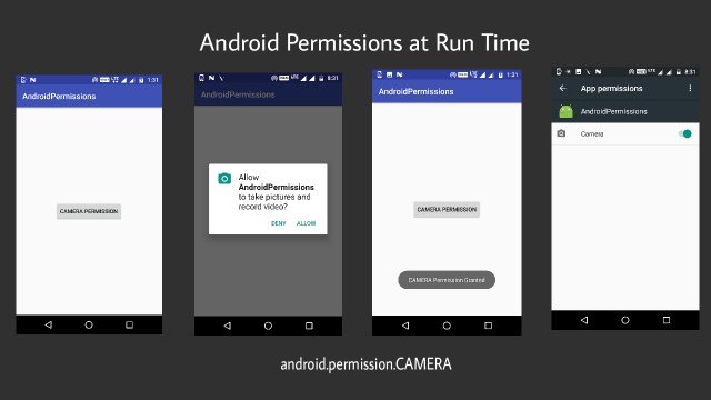 About Android Permissions 📱 - Ramkumar N - Medium