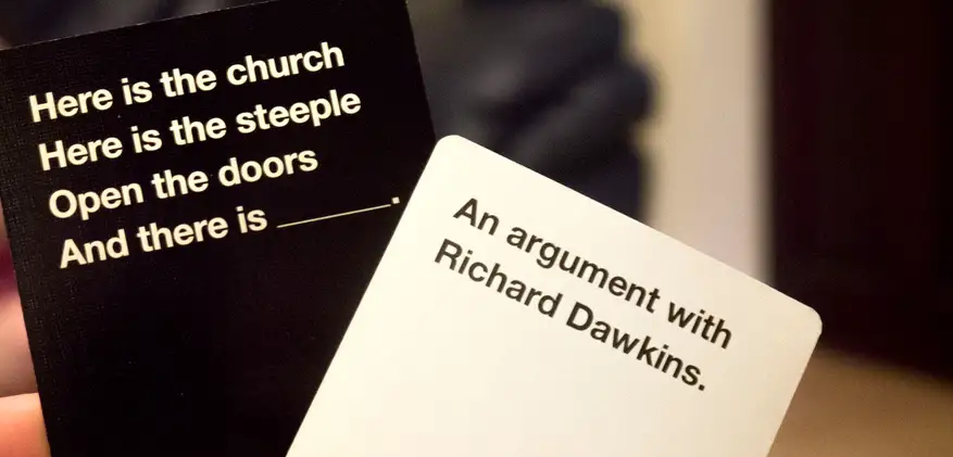 Cards Against Humanity Card Generation (Slightly NSFW)