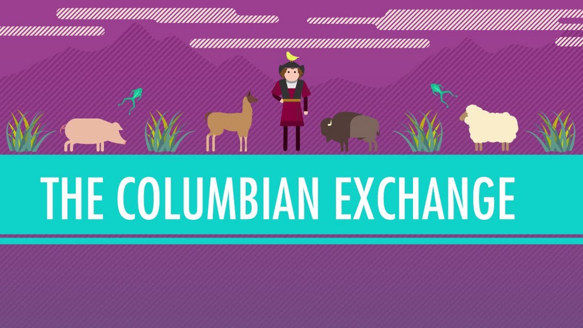 The Columbian Exchange. The Columbian Exchange is one of ...