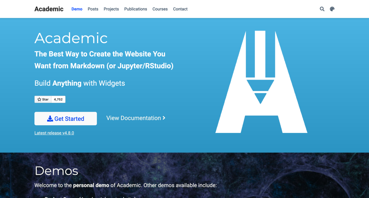 Add Animations to your Hugo Academic Site, Easily