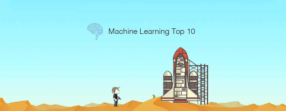 Machine Learning Top 10 Articles for the Past Month