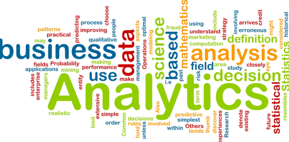 Five Lessons in Data Analytics – Course Studies