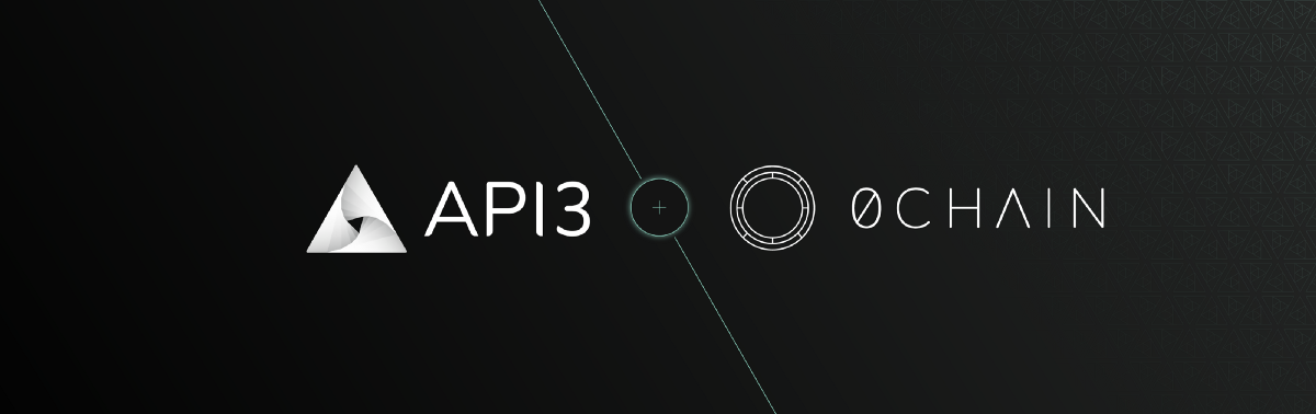 Announcing the API3 and 0Chain Partnership
