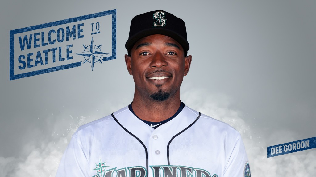 new photos ca758 38723 Mariners Acquire Two-Time All-Star Dee Gordon from Miami
