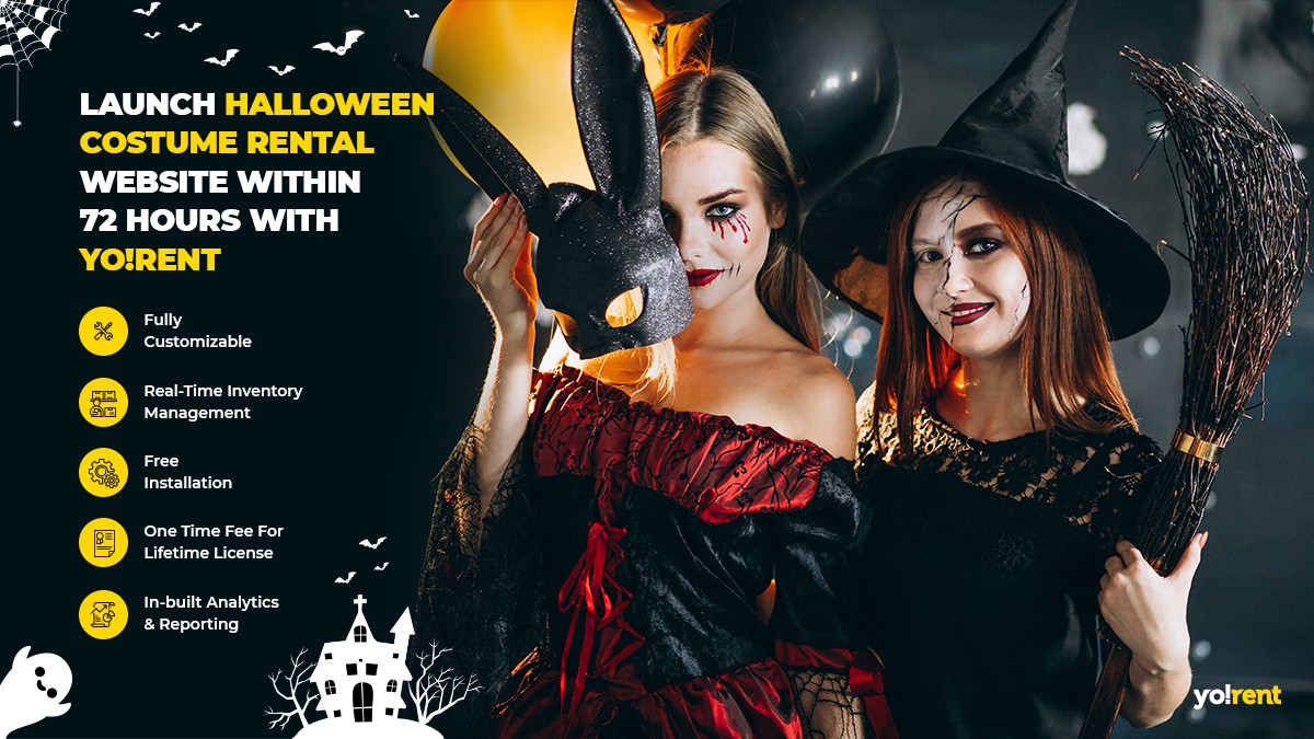Where To Rent Halloween 2020 Tips & Ideas to Start Your Halloween Costume Rental Business