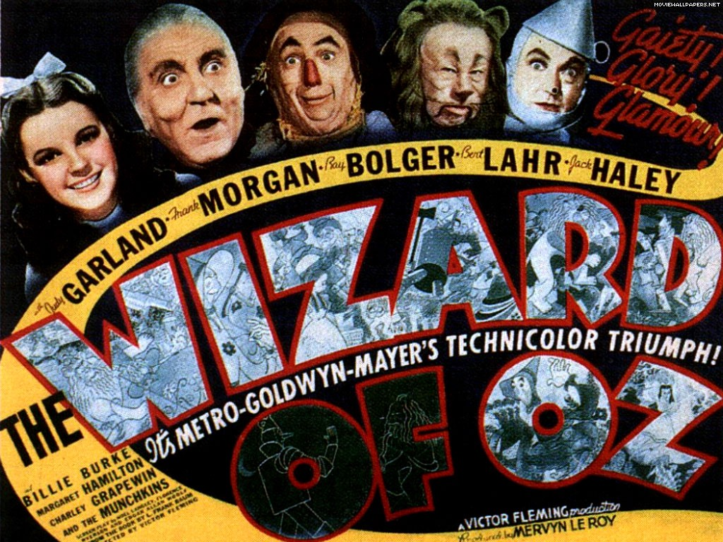 an analysis of the heroes journey in the wizard of oz Screenprism is the hub for film and tv analysis currently  the wizard of oz ( 1939) is a solid example of the hero's journey at play dorothy.