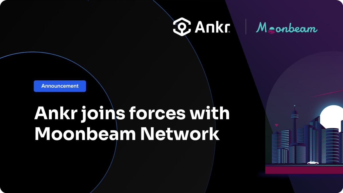 Ankr Partners up with Moonbeam