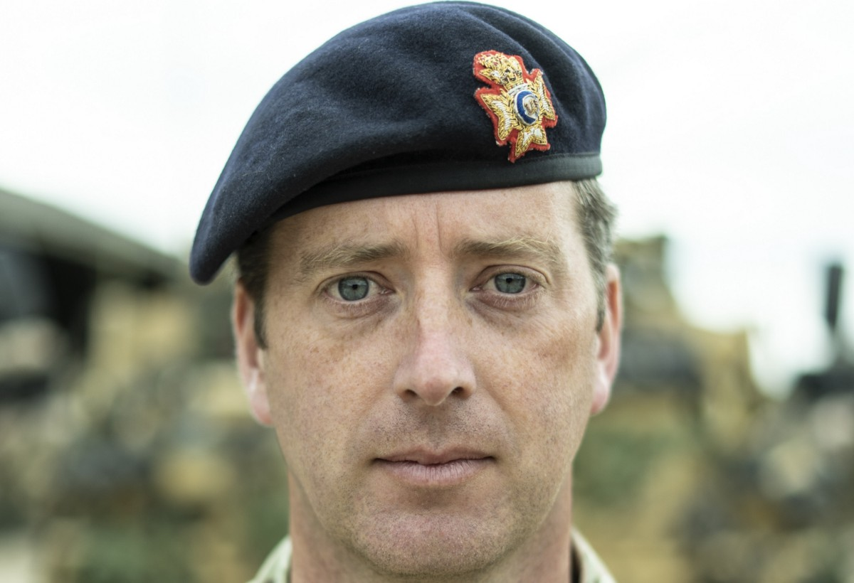 British troops are soon deploying to Mali, meet their commanding officer