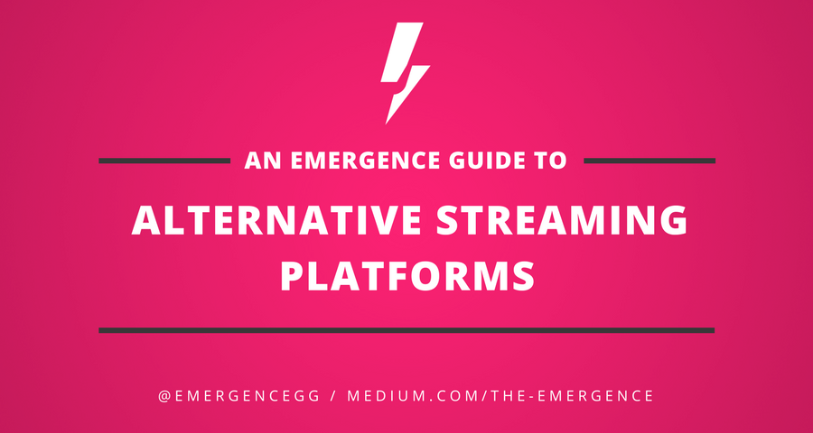 Six Alternative Streaming Platforms to Twitch - The