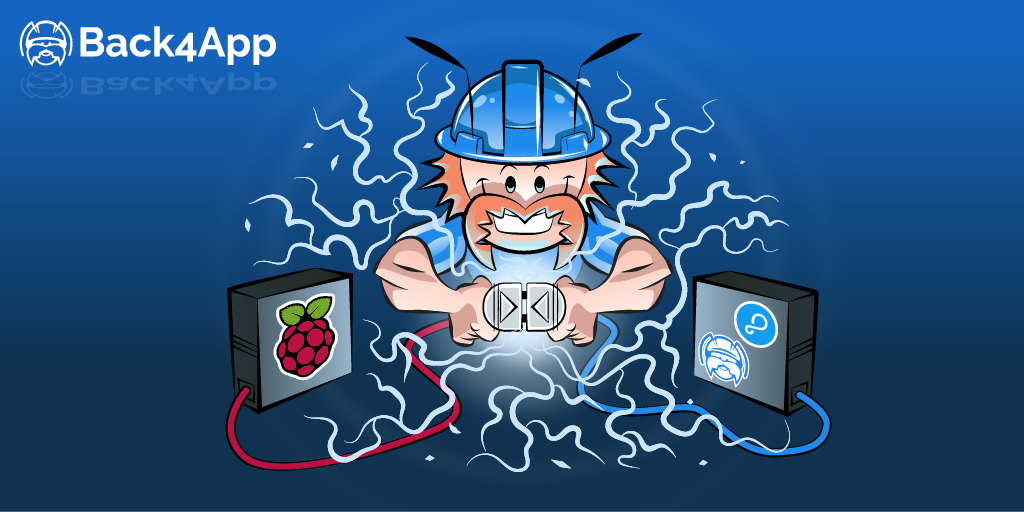 Connecting Raspberry Pi to Parse Server with NodeJS