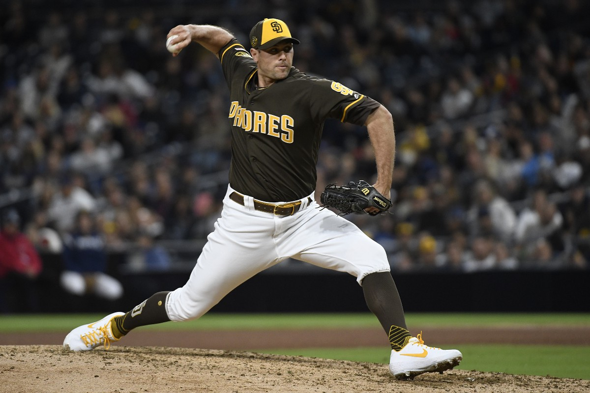Padres Sign RHP Craig Stammen To Two-Year Contract