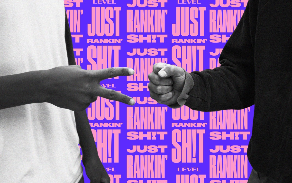 Rock, Paper, and Scissors, Ranked