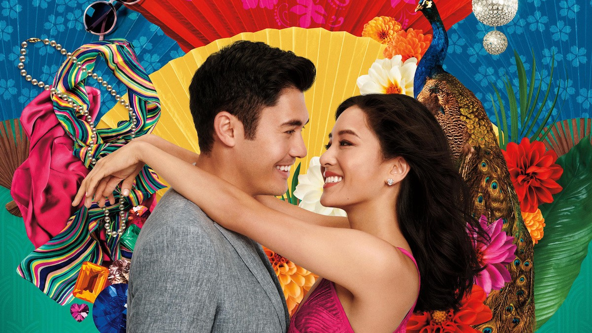 Crazy Rich Asians 2018 A Native New Yorker Travels To By Charing Kam Frame Rated Medium