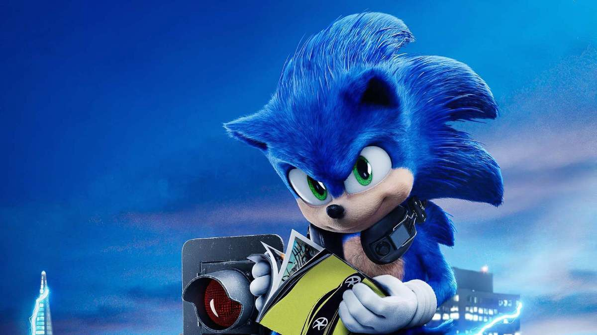 Sonic the Hedgehog Torrent Movie Download 2020