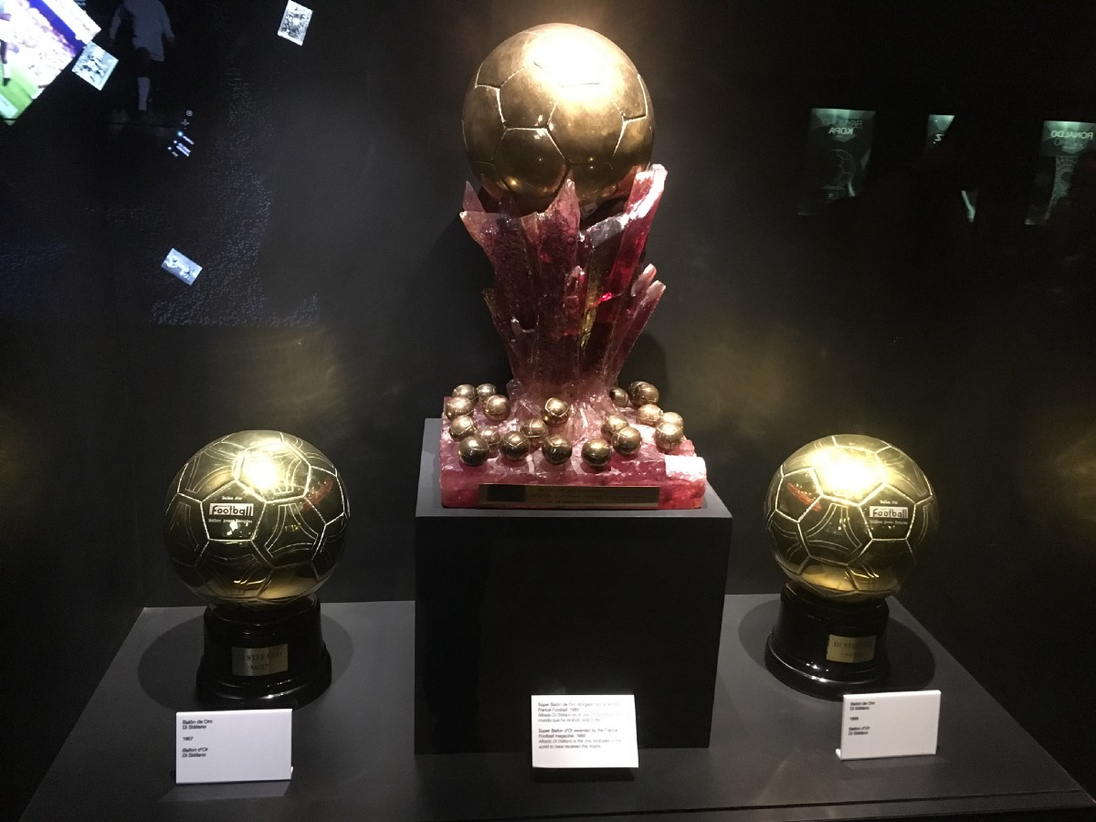 What does the history of Ballon d'or tell us