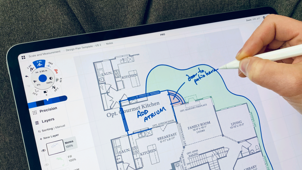 How To Create A Floor Plan A Concepts Tutorial For Ios By Concepts App Medium