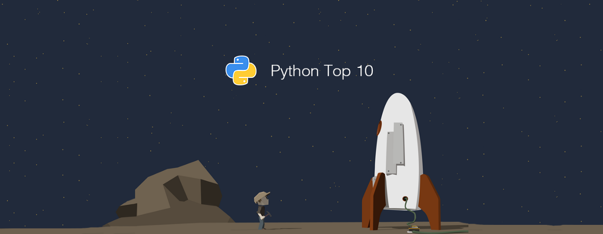Python Top 10 Articles (v.November)