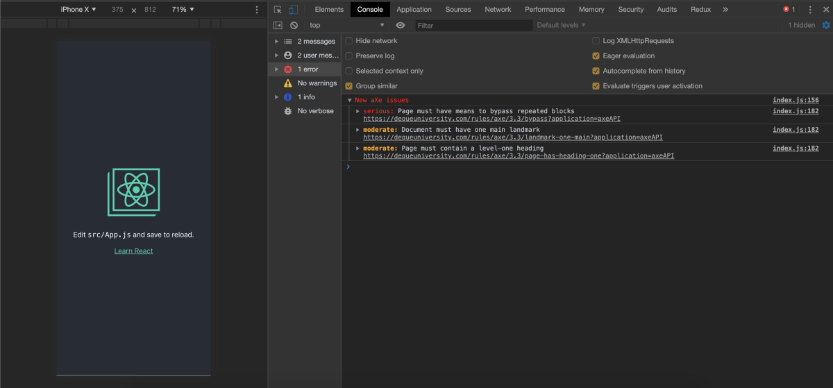 Make Sure Your Web Application is Accessible With The Axe Accessibility Library