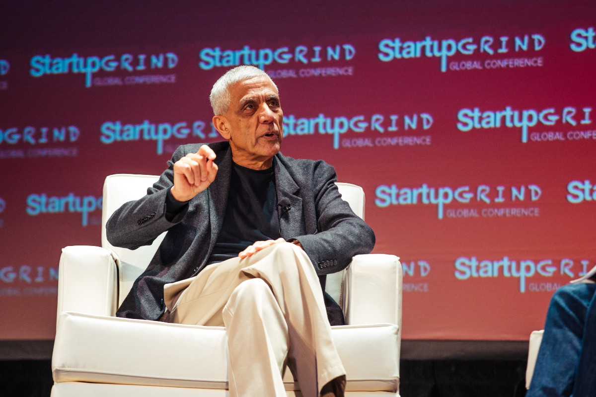Vinod Khosla: You don't need a CEO, You Need a Founder to Lead & Innovate