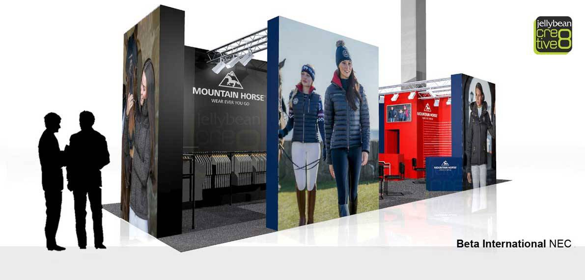 Exhibition Stand Requirements : Exhibition stand design manufacturers uk usa jellybean