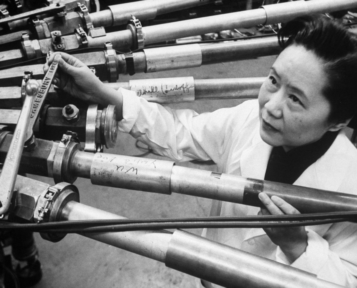 This brilliant Chinese scientist learned she was just as capable as men. Then she came to America