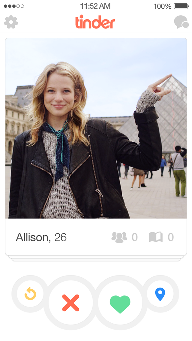 how to make tinder profile