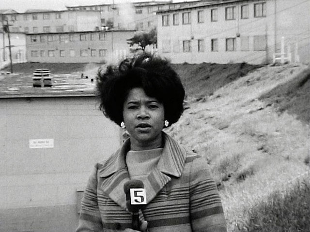 Belva Davis found no opportunities for black, female reporters. So she created her own.