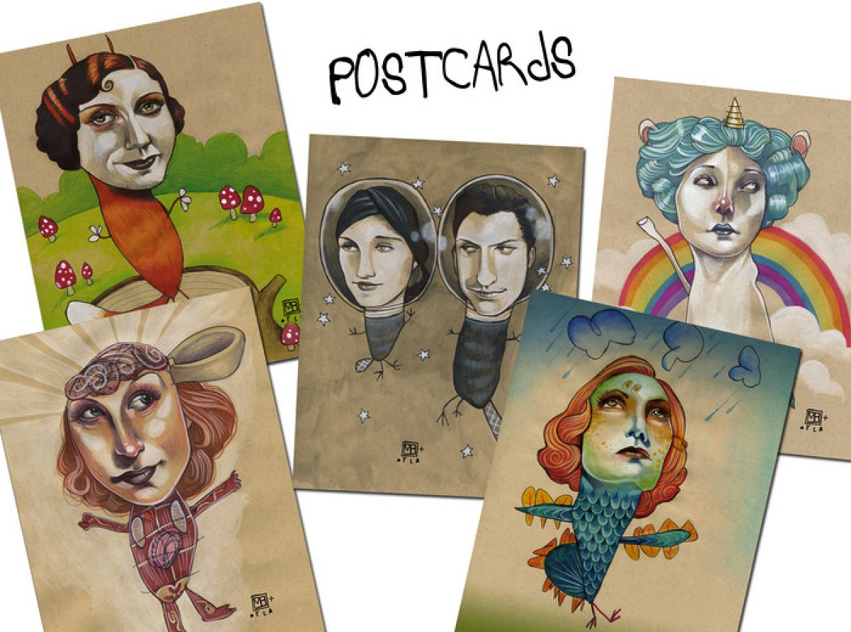 Weekend Diversion: Sharing Your Art