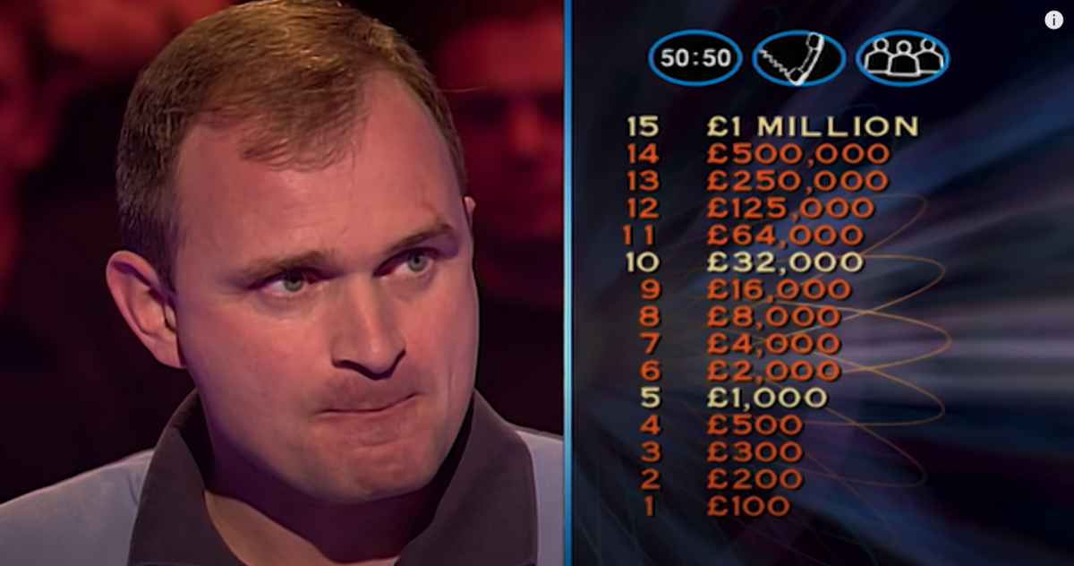A Statistical Analysis of Coughing Patterns on 'Who Wants to Be a Millionaire?'