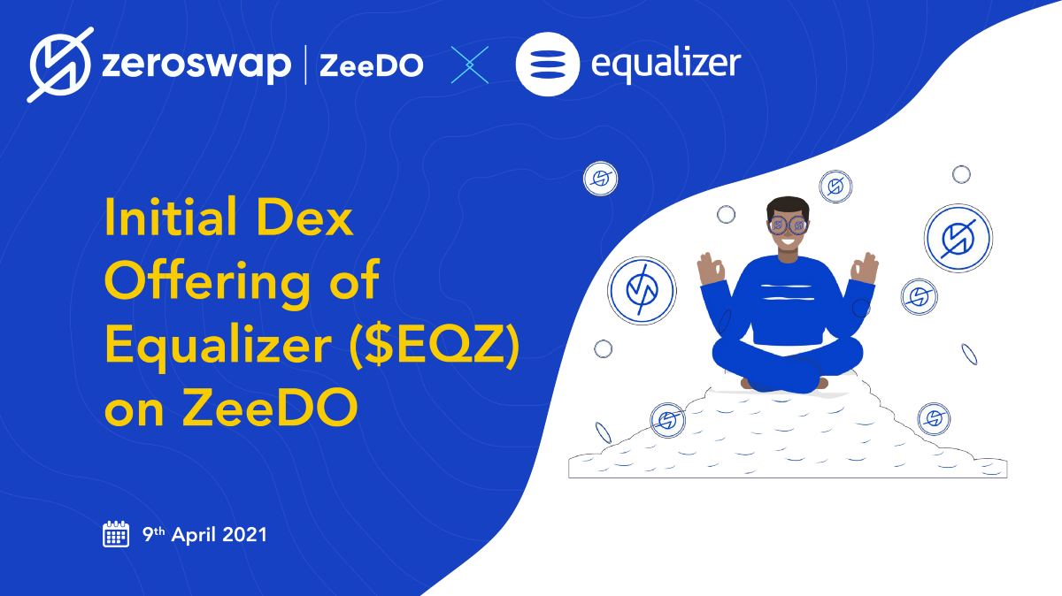 Announcing Initial Dex Offering of EQUALIZER